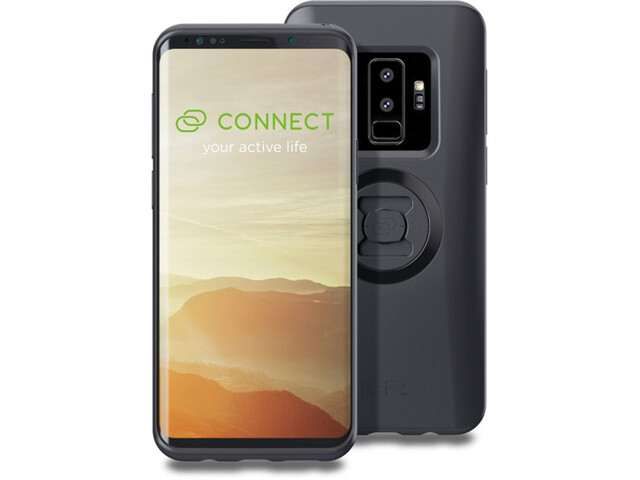 SP Connect Phone Case Set S8+/S9+ schwarz